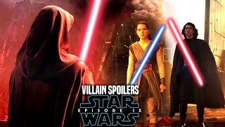 Star Wars Episode 9 Villain Spoilers Will Shock Fans! (WARNING) Star Wars News