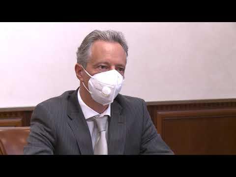 Şeful statului a avut o întrevedere cu șeful Misiunii OSCE în Moldova