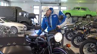 8. 2011 Ural T, Detailed Overview, AlphaCars & Ural of New England