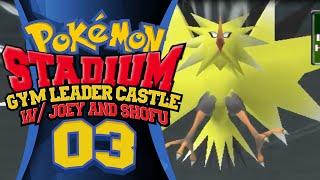 Pokemon Stadium - Gym Leader Castle! w/ shofu & PokeaimMD Episode 03: Cerulean City Gym by PokeaimMD