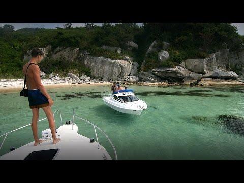 путятин на лодке