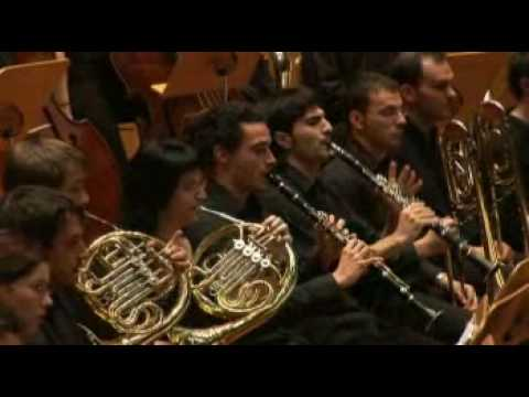 fantástica - Segunda parte Un baile Berlioz Sinfonía Fantástica Orquesta sinfónica del CSMA Deuxième partie Un bal Symphonie fantastique Second movement A Dance Fantastic...