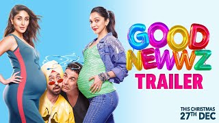 Good Newwz - Official Trailer | Akshay, Kareena, Diljit, Kiara | Raj Mehta | In cinemas 27th Dec