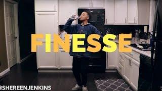 image of Bruno Mars - Finesse (Remix) Feat. Cardi B. Dance @ShereenJenkins
