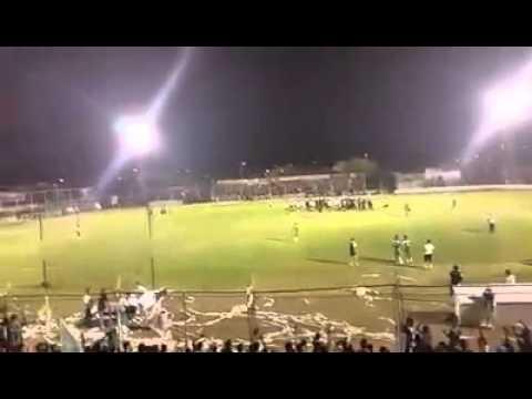 Incidentes en el partido entre Villa Mitre y Rivadavia de Venado Tuerto - La Gloriosa - Villa Mitre