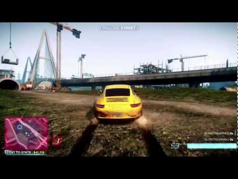 Video 1 de Need for Speed: Most Wanted: Gameplay oficial