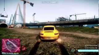 Need For Speed Most Wanted 2012 - Gamplay Video