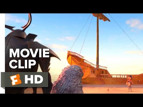 Kubo and the Two Strings (Clip 'Making the Boat')