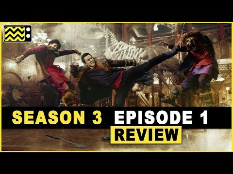 Into the Badlands Season 3 Episode 1 Review & Reaction | AfterBuzz TV