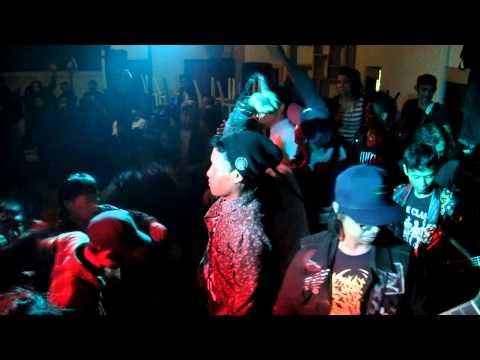 KRASSKEPALA Live at 13th Years Massacre of Errorbrain