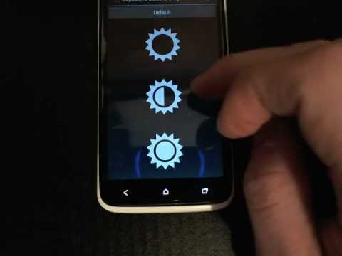 Video of Capacitive Buttons