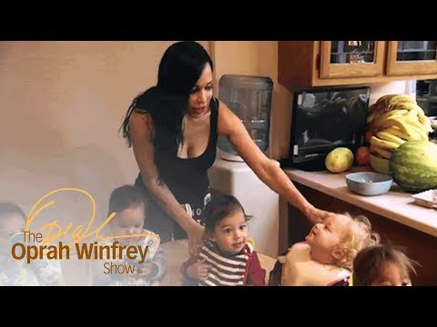 """Octomom"" on the Everyday Chaos of Caring for 14 Children 