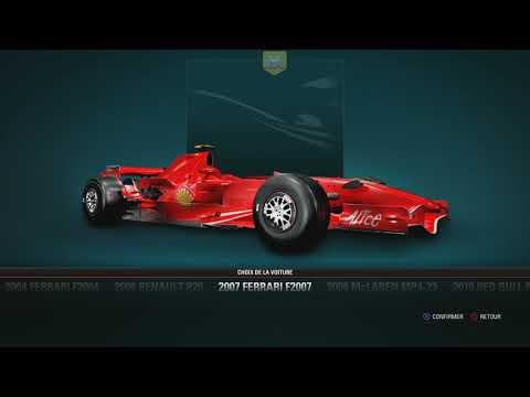 Vidéo-test F1 2017 JVL de F1 2017