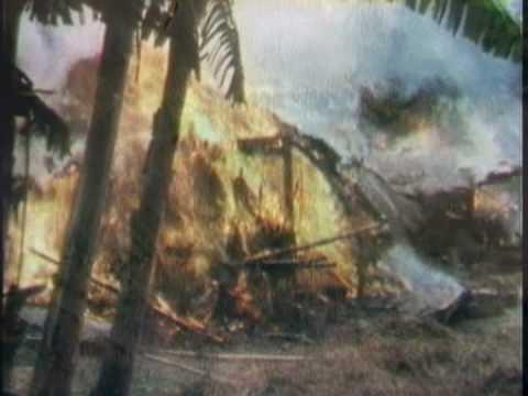 Bombing Vietnam from Vietnam: American Holocaust with Martin Sheen