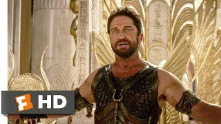 Video Gods of Egypt (2016) - Bow Before Me or Die Scene (1/11) | Movieclips MP3, 3GP, MP4, WEBM, AVI, FLV Maret 2019