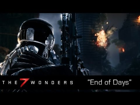 crysis - To prevent the End of Days in Crysis 3, Prophet will require all the power of the Nanosuit to stop the threat of the CELL Corporation and the alien Ceph. Wat...