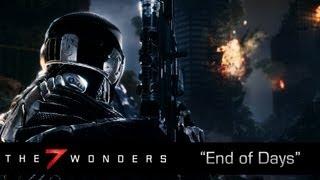 Les 7 merveilles de Crysis, s01e06 : Fin du monde ...
