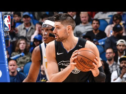 Video: Full Game Recap: Pacers vs Magic | Vucevic & Ross Lead Orlando