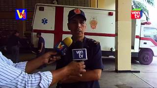 Mas de 280 emergencias atendió Bomberos, durante el fin de semana en todo el estado Trujillo