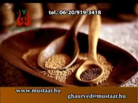 Ghaurved mustár
