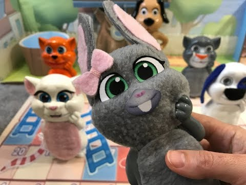 My Talking Tom Friends. New Friends Becca. In real life. DIY