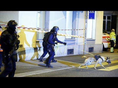 Ελβετία: Νεκρός ο δράστης της επίθεσης σε τέμενος της Ζυρίχης