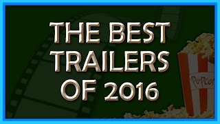 "Today on TVJunkie, I count down the 10 greatest movie trailers of 2016!Subscribe today to get the latest from TVJunkie!Follow me on Twitter: http://www.twitter.com/TVJunkie93Now on Facebook: https://www.facebook.com/TVJunkie93/The Top 10 Movie Trailers of 2016:10: ""Green Room"" Trailer 2: https://www.youtube.com/watch?v=yKdVYUXyBzU9: ""Suicide Squad"" Trailer 1: https://www.youtube.com/watch?v=CmRih_VtVAs8: ""Swiss Army Man"" Trailer: https://www.youtube.com/watch?v=yrK1f4TsQfM7: ""Wonder Woman"" Trailer 1: https://www.youtube.com/watch?v=1Q8fG0TtVAY6: ""Midnight Special"" Trailer 2: https://www.youtube.com/watch?v=8UU_CC81aGM5: ""Ghost In The Shell"" Trailer 1: https://www.youtube.com/watch?v=xTPvnQ2wDlI4: ""Voyage of Time"" IMAX Trailer: https://www.youtube.com/watch?v=KrNn8tlvX6Q3: ""Logan"" Trailer 1: https://www.youtube.com/watch?v=Div0iP65aZo2: ""Moonlight"" Trailer: https://www.youtube.com/watch?v=9NJj12tJzqc&t=6s1: ""10 Cloverfield Lane"" Trailer: https://www.youtube.com/watch?v=guGBUaxtwxE"