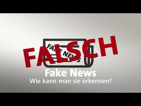 Wie erkennt man Fake News?