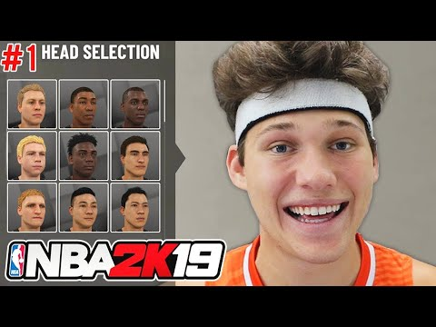 NBA 2K19 My Career Gameplay Playthrough - Creation of JessertheLazer - Part 1