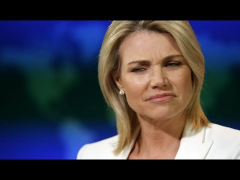 State Department's Heather Nauert has a HEATED Debate with Liberal Reporters on Recent Protests