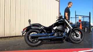 4. 2011 HONDA shadow Phantom VT750C2B