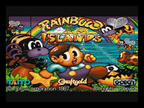 rainbow islands amiga rom