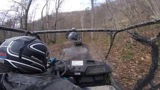 9. RIDE WITH MUDD MAN IN WV ON A PIONEER 700 DELUXE GOPR5974