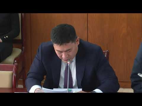 Монгол Улсын Хүний эрхийн Үндэсний Комиссын тухай хуулийг хэлэлцэхийг дэмжлээ