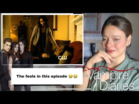 The Vampire Diaries - S01E14 'Fool Me Once'|♡First time Reaction&Review♡