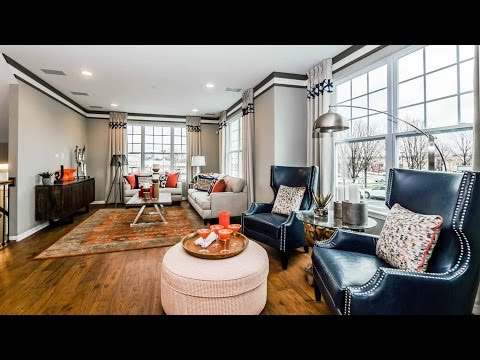 Tour three designer models at Lexington Crossing in Rolling Meadows