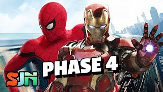 Spider-Man Is The New Iron Man (MCU Phase 4) by Clevver Movies