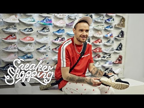 Download Video Liam Payne Goes Sneaker Shopping With Complex