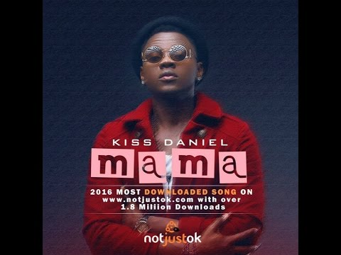 """Kiss Daniel's """"Mama"""" Is The Most Downloaded Song On Notjustok In 2016 