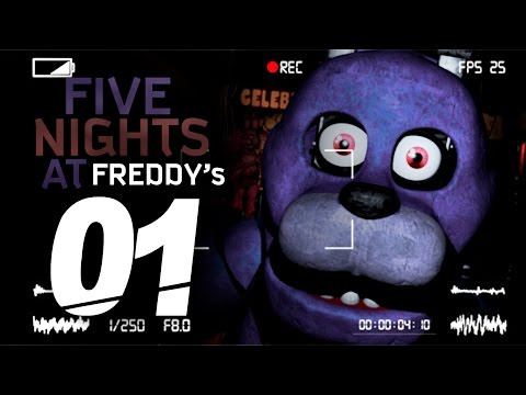 freddyw - If you think I should take another stab at this game, SMASH that LIKE button for meh. WHAT'S GOOD YOUTUBE?! Watup. Today I'm making the terrible decision to play Five Nights at Freddy's, which...