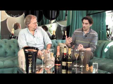 Wine Review Moet and Chandon With Benoit Gouez at The Ivy