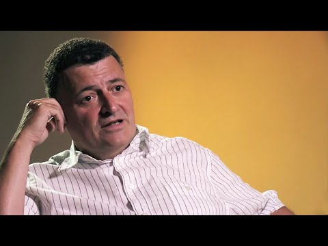 ▶ Steven Moffat & Brian Minchin on Getting into TV