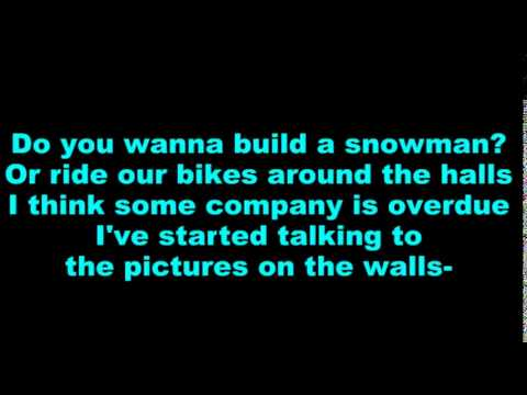 Download do you want to build a snowman from frozen ...