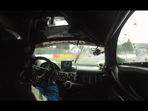 Onboard GT4 Series - Spa-Francorchamps - Jose Luis Talermann