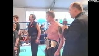 Jason Battiste Tribute - Canadian ISKA Kickboxing Champion