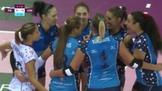 #videoemozioni. Il bisonte Firenze - Imoco Volley