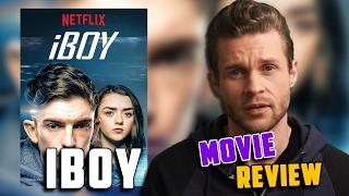 Nonton iBOY (2017) Netflix Original Movie Review Film Subtitle Indonesia Streaming Movie Download
