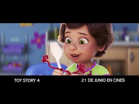 """Toy Story 4 - Anuncio: """"¿Me llevas?'?>"""