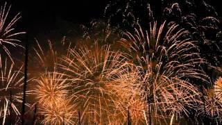 Geneva Fireworks 2011 - Fêtes De Genève 2011, Feux D'artifice