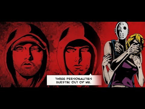 Eminem - Framed (Lyric Video)